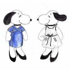Barbara Tfank Sketch