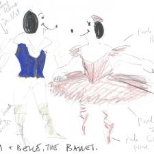 Isaac Mizrahi Sketch, joined SBIF : 2014 New York